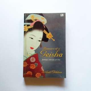 Memoirs of a Geisha - Arthur Golden.