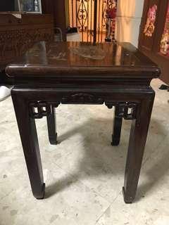 Side Table/ coffee table  (100% teakwood)