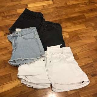 $6 shorts CLEARANCE
