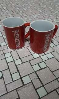 Mugs nescafe