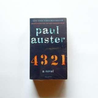 4321 - Paul Auster.