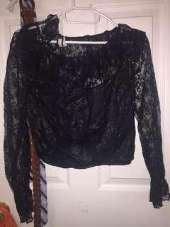 Sirens Lace Top