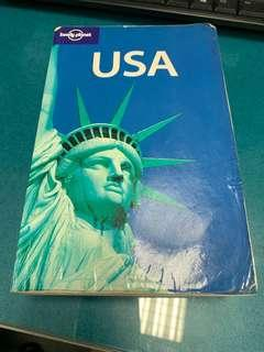 USA by The Lonely Planet