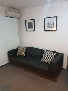 Freedom 3 seater lounge