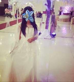Gaun pesta/ gaun panjang /dress pesta