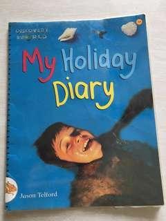 My holiday diary