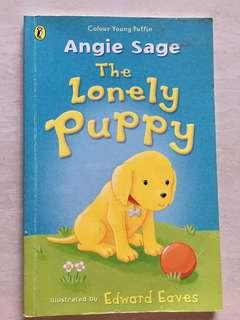 The loney puppy (Angie Sage)