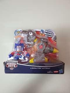 Brand New Mr Potato Transformers Rescue Bot