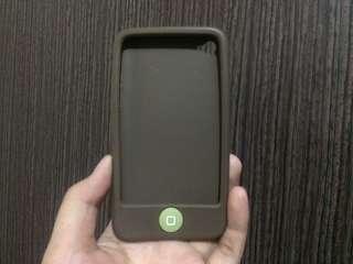 iPod 4th Gen Rubber Case Full Coverage