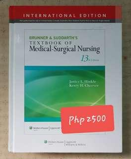 Medical Surgical Nursing Book
