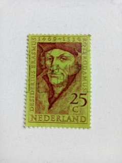 Perangko kuno nederland