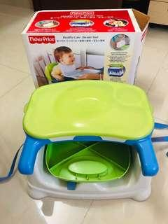 Fisher Price Booster Seat - Hardly Used