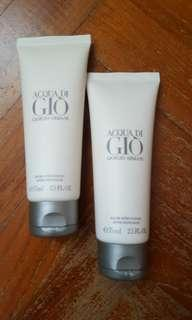 G Armani After Shave