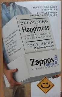 [Bnew] Delivering Happiness : A Path to Profit, Passion, and Purpose