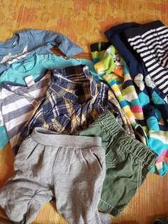 Baby Pants & clothes