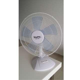 "Taiyo Table Fan 16"""