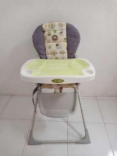 chair/ kursi baby preloved