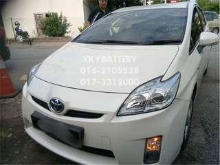 Kereta Bateri Toyota Prius
