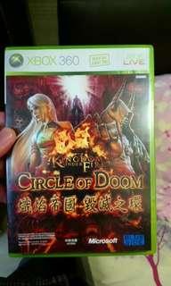 Xbox360 Circle of Doom