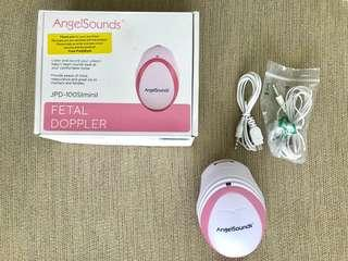 Fetal Doppler - Angelsounds incl battery