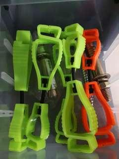 Glove clip holder