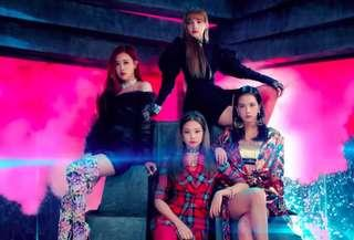 BLACKPINK Poster Card