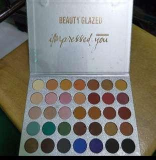 Beauty Glazed palette