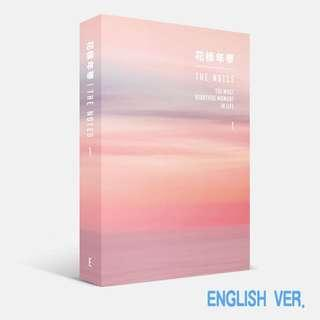 [WTS] EXTRA COPY! BTS HYYH : The Notes 1 (English version)