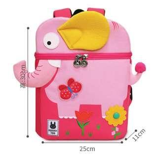 🚚 New design Backpack for Kid love - Elephant