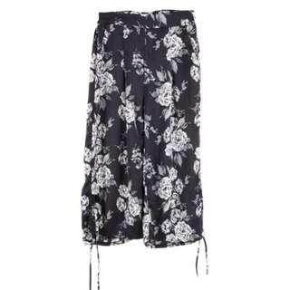 Black Floral Pants Beste Project