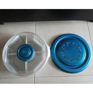 Divided Tray Container - Brand New Never Been Used