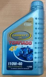 4T Fully Synthetic UMW GRANTT REPSOL PENNZOIL