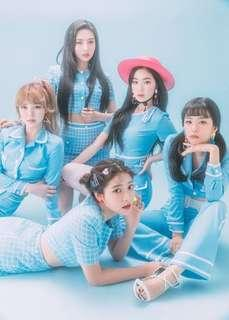 RED VELVET Photo Card