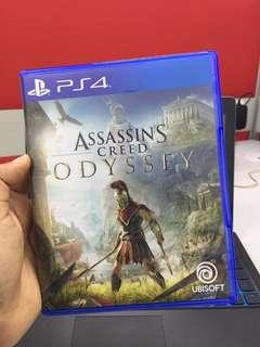 PS4 [used] - Assassin's Creed Odyssey