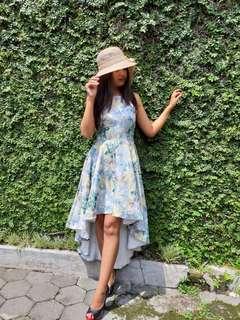Dress pesta flower