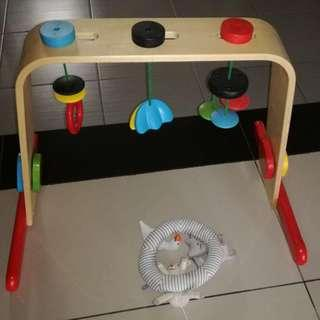 Ikea Baby Leka Gym plus Mobile