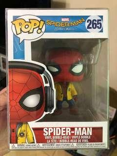 Funko Pop Spiderman with Headphones