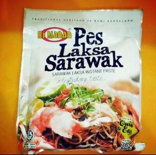 Pes laksa Sarawak haji Manan