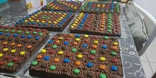 🚚 Chocolate fudge brownie