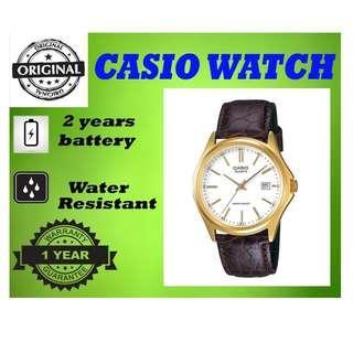 Casio MTP-1183Q-7ADF Men Watch Brown Strap