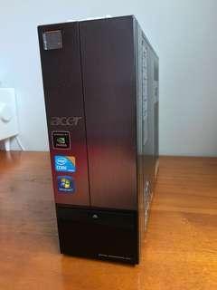 Acer CPU (spoilt)