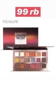 Focallure Eyeshadow Twilight 18 Colours
