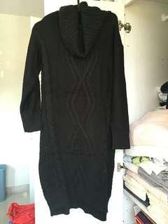 黑色女裝連身裙 s/m size