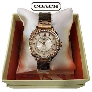 Coach Watch Authentic Quality