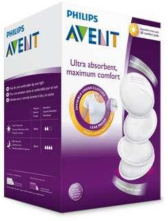 $8 FOR 2- Philips Avent Breast Pad