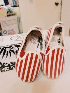 Preloved Flossy Style Slip Ons for Baby/Toddler