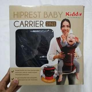 KIDDY HIPREST Baby CARRIER 2in1