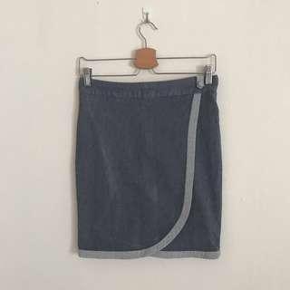 🚚 Wrap Skirt #SpringCleanAndCarouSell50
