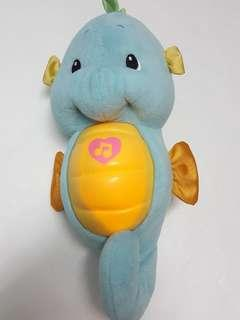 Fisher Price Ocean Sooth Seahorse