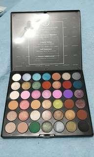 BH Cosmetics Studio Pro eyeshadow Palette